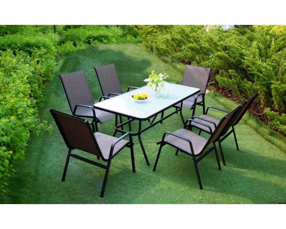 Садовая мебель из текстилена Визаж