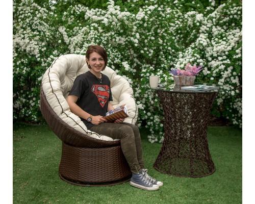 Кресло поворотное Лейзи
