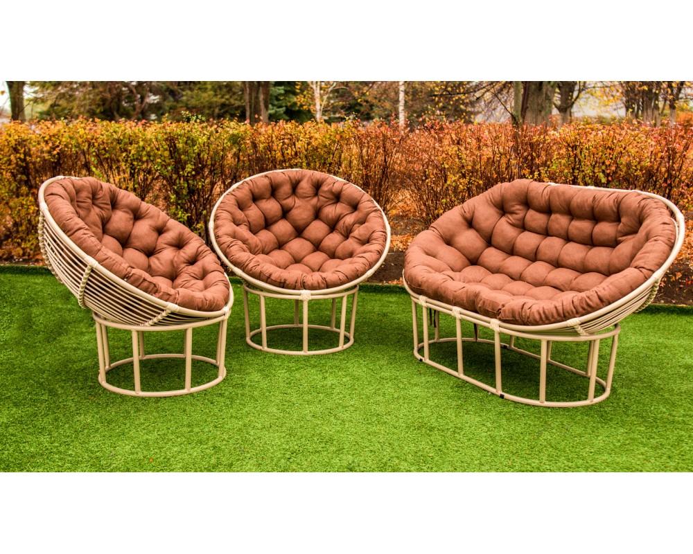 Садові меблі «Мамасан і Папасан»