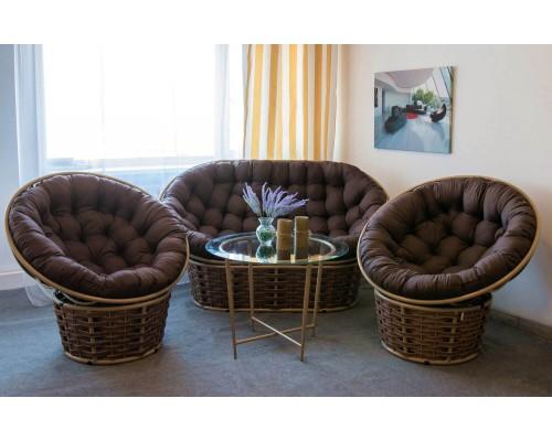 Комплект садових меблів Фемелі Альфа