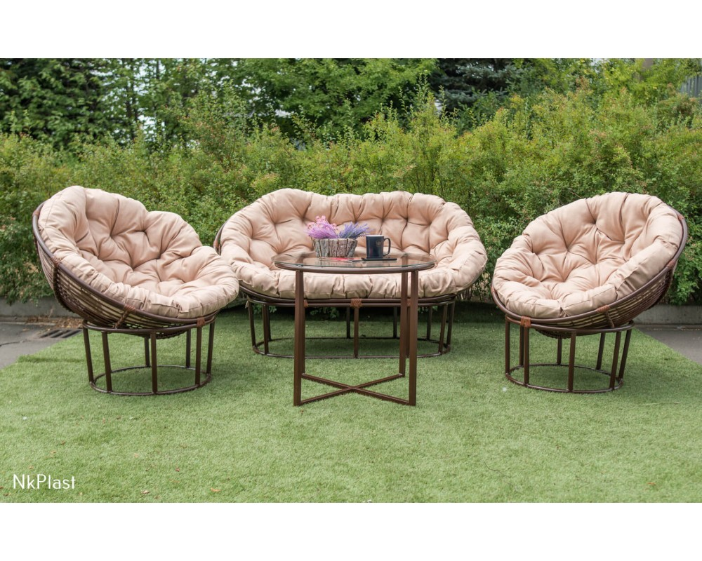 Комплект садовой мебели Фемели