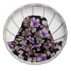 Фиолетовый цветок +450грн.