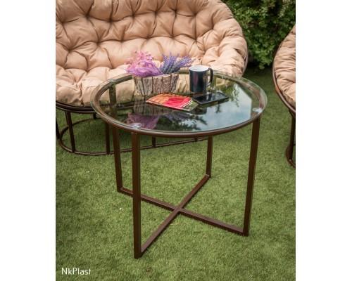 Садовый столик Икс