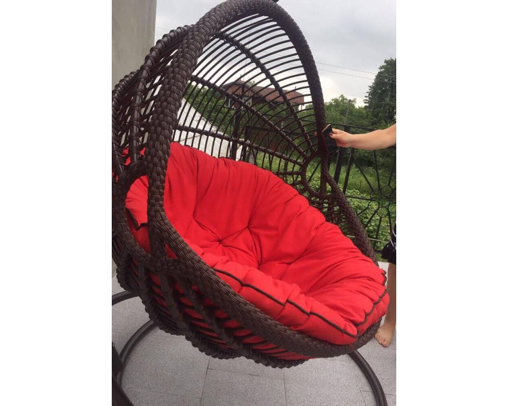 Підвісне крісло кокон Аріель