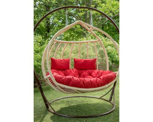 Подвесное кресло кокон Галант Полосатый (galant)