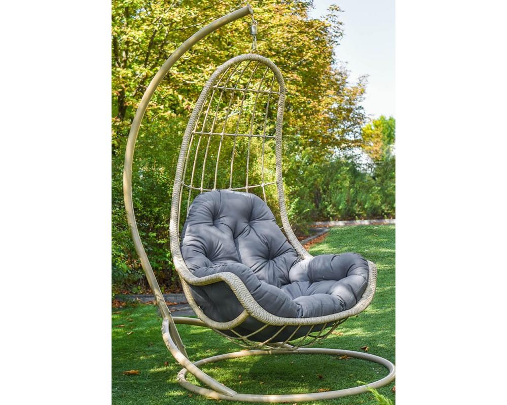 Підвісне крісло кокон Легатто